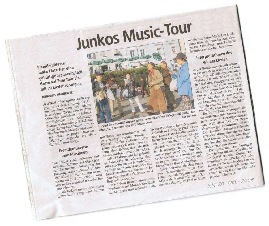 junkos music tourR2